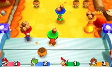 Immagine -2 del gioco Mario Party Star Rush per Nintendo 3DS