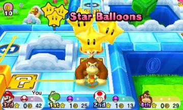 Immagine -4 del gioco Mario Party Star Rush per Nintendo 3DS