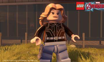 Immagine -5 del gioco LEGO Marvel's Avengers per Nintendo 3DS