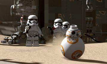 Immagine -5 del gioco LEGO Star Wars: Il risveglio della Forza per Nintendo 3DS