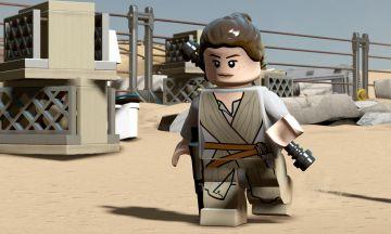 Immagine -4 del gioco LEGO Star Wars: Il risveglio della Forza per Nintendo 3DS