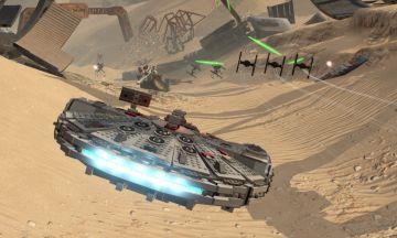 Immagine -3 del gioco LEGO Star Wars: Il risveglio della Forza per Nintendo 3DS