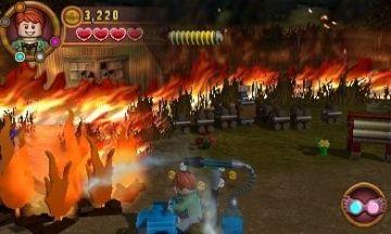 Immagine -2 del gioco LEGO Harry Potter: Anni 5-7 per Nintendo 3DS