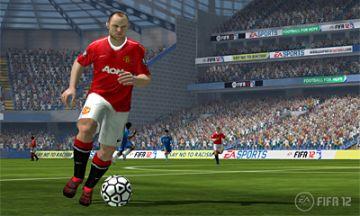 Immagine -5 del gioco FIFA 12 per Nintendo 3DS