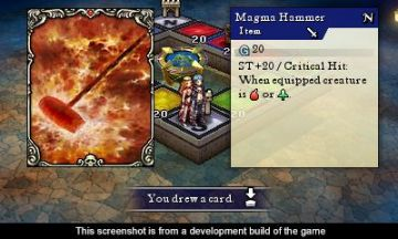 Immagine -1 del gioco Culdcept Revolt per Nintendo 3DS
