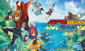 Immagine -4 del gioco RPG Maker Fes per Nintendo 3DS