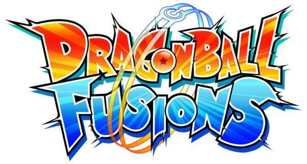 Logo del gioco Dragon Ball Fusions per Nintendo 3DS