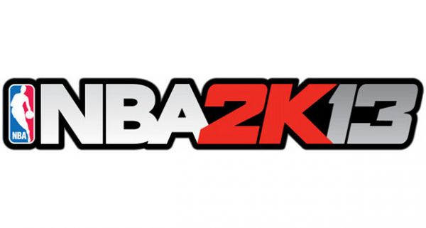 Logo del gioco NBA 2K13 per Playstation PSP