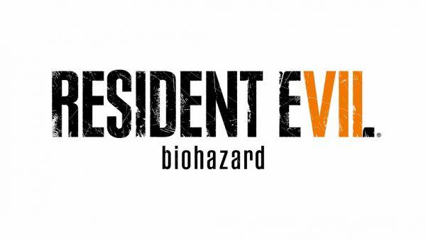 Logo del gioco Resident Evil VII biohazard per Xbox One