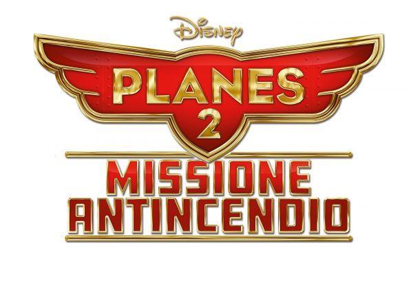 Logo del gioco Planes 2: Missione Antincendio per Nintendo Wii U
