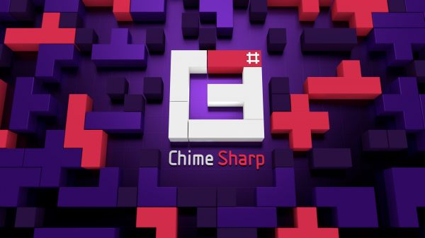 Logo del gioco Chime Sharp per Playstation 4