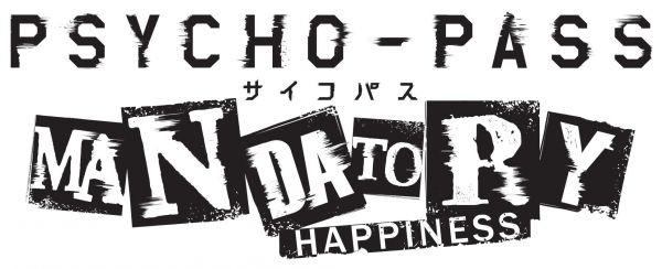 Logo del gioco PSYCHO-PASS: Mandatory Happiness per Playstation 4