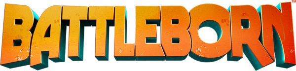 Logo del gioco Battleborn per Playstation 4
