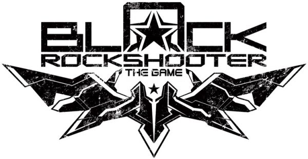 Logo del gioco Black Rock Shooter: The Game per Playstation PSP
