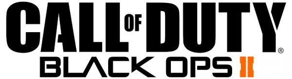 Logo del gioco Call of Duty Black Ops II per Xbox 360