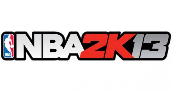 Logo del gioco NBA 2K13 per Nintendo Wii