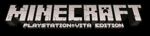 Logo del gioco Minecraft per PSVITA