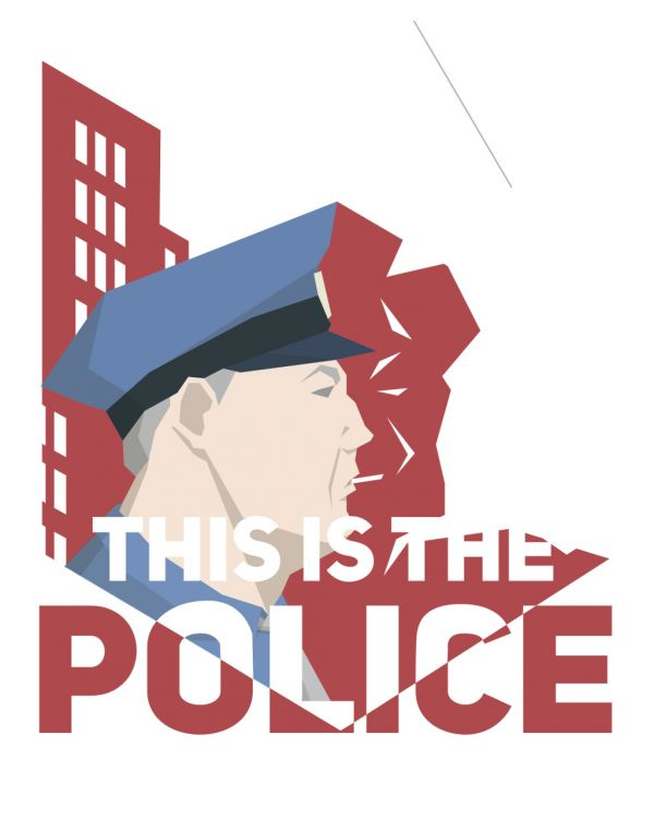 Logo del gioco This is the Police per Playstation 4