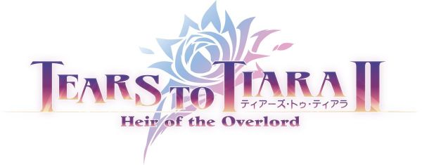Logo del gioco Tears to Tiara II: Heir of the Overlord per Playstation 3
