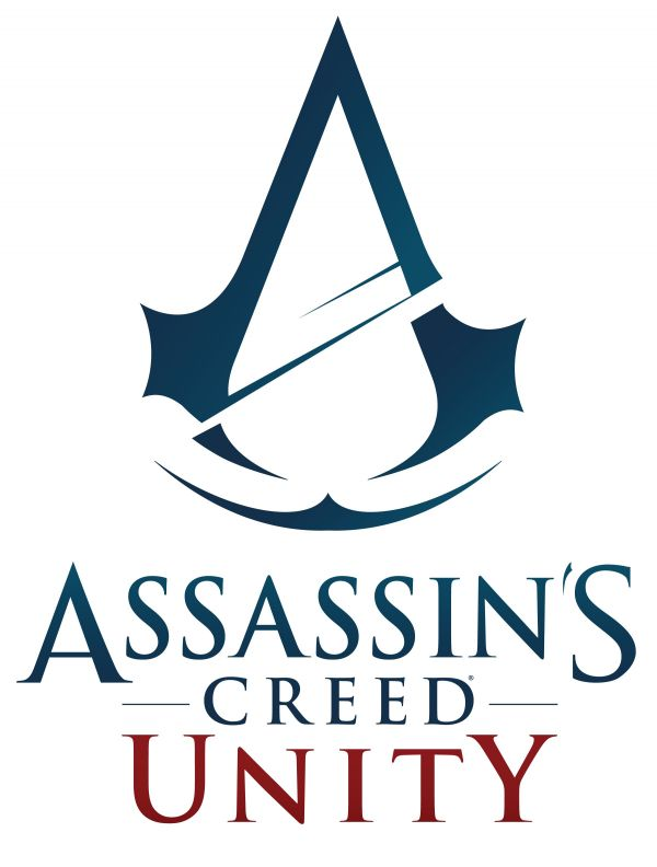 Logo del gioco Assassin's Creed Unity per Playstation 4