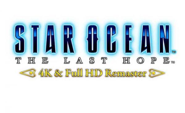 Logo del gioco Star Ocean: The Last Hope per Playstation 4