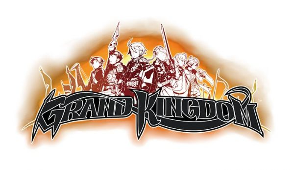 Logo del gioco Grand Kingdom per Playstation 4
