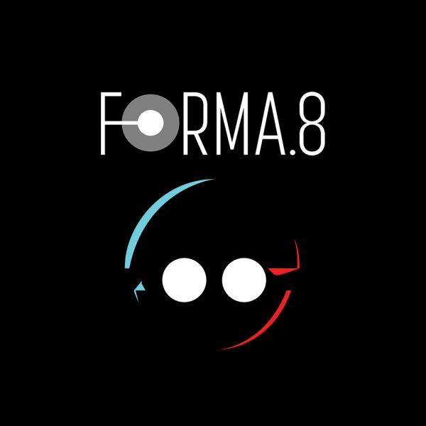 Logo del gioco forma.8 per Playstation 4