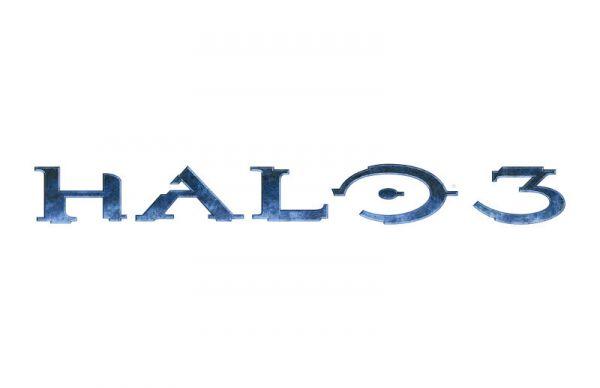 Logo del gioco Halo 3 per Xbox 360