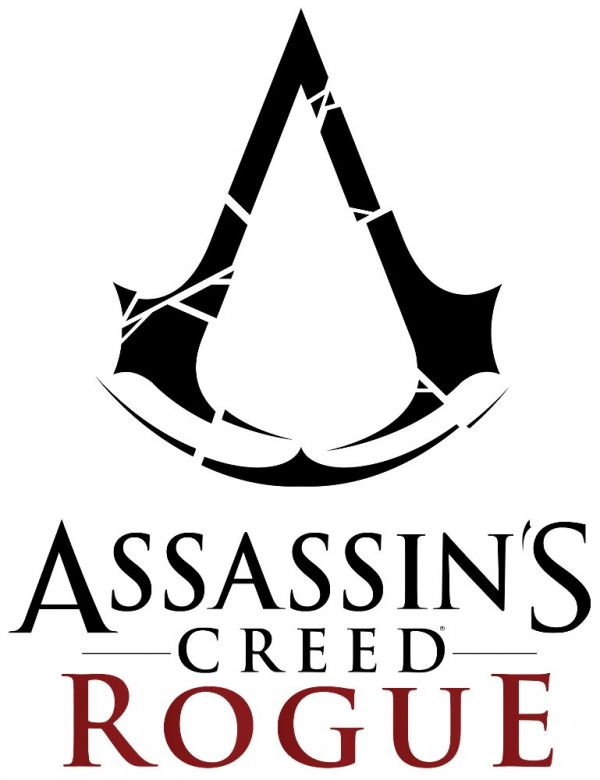 Logo del gioco Assassin's Creed Rogue per Playstation 3