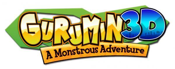 Logo del gioco Gurumin 3D: A Monstrous Adventure per Nintendo 3DS