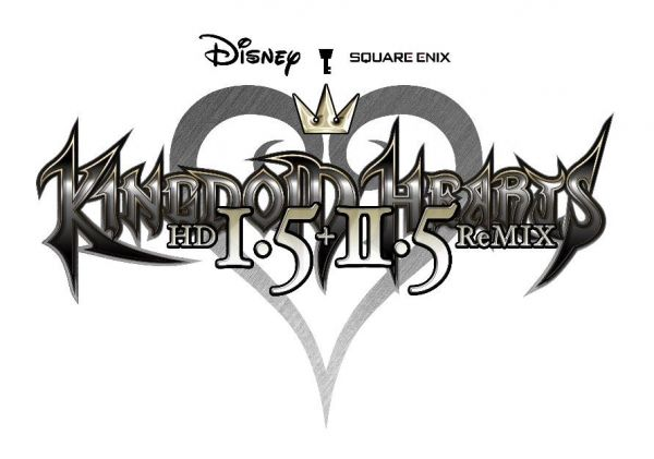 Logo del gioco Kingdom Hearts HD 1.5 + 2.5 ReMIX per Playstation 4