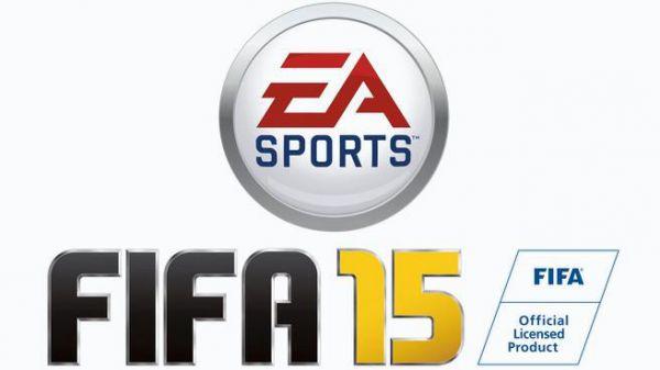 Logo del gioco FIFA 15 per Playstation 3