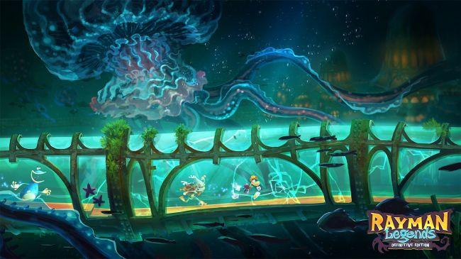 Le nuove modalità di Rayman Legends nel trailer per Nintendo Switch