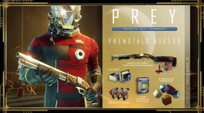 Prey: pubblicato il trailer