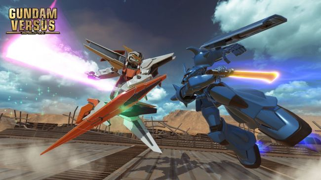 Gundam Versus si mostra in un nuovo video