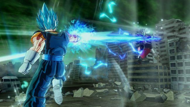 Dragon Ball Xenoverse 2: primo scan dei contenuti del DLC Pack 4