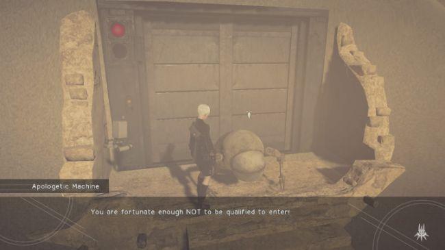 NieR Automata: un DLC dedicato alle Apologetic Machines?