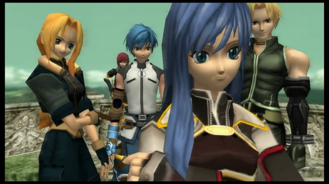 STAR OCEAN: Till the End of Time arriva anche su PS4