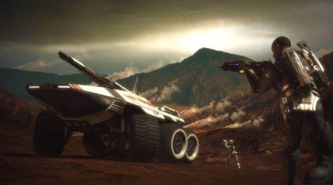 Mass Effect: Andromeda si aggiorna con l'update 1.07