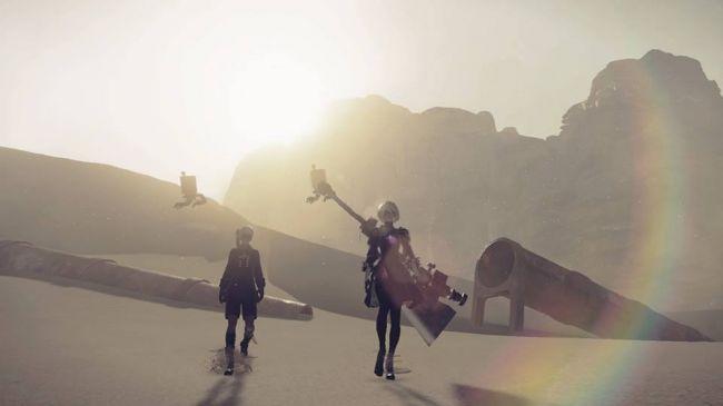Il creatore di Nier Automata vuole una nuova PS Vita