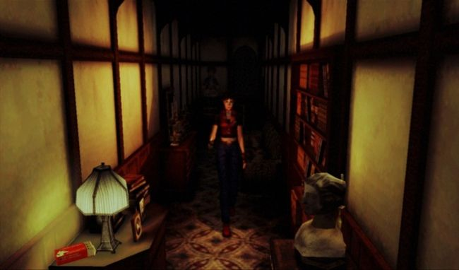 Resident Evil Code: Veronica classificato in Germania