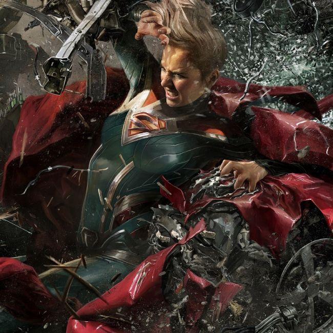 Injustice 2: Ecco il trailer dedicato a Supergirl