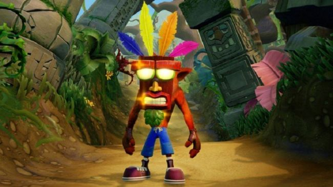 Crash Bandicoot su PS4 Pro girerà a 1440p@30fps