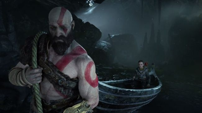 Kratos irrompe prepotentemente all'E3 in un nuovo trailer di God Of War