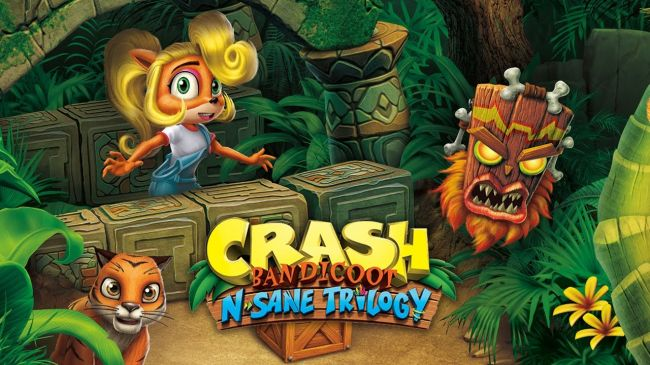 Crash Bandicoot N. Sane Trilogy, svelato il trailer di lancio