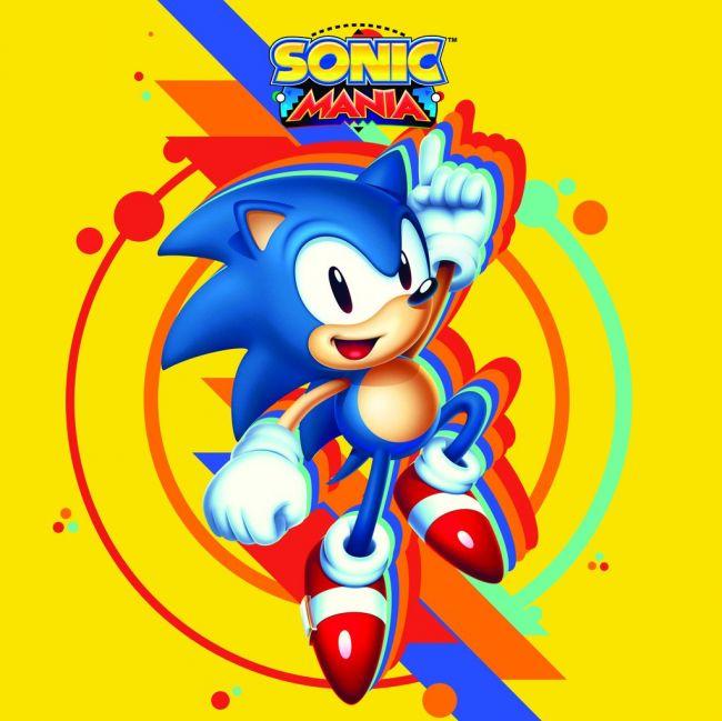Annunciato l'esclusivo album in vinile di Sonic Mania