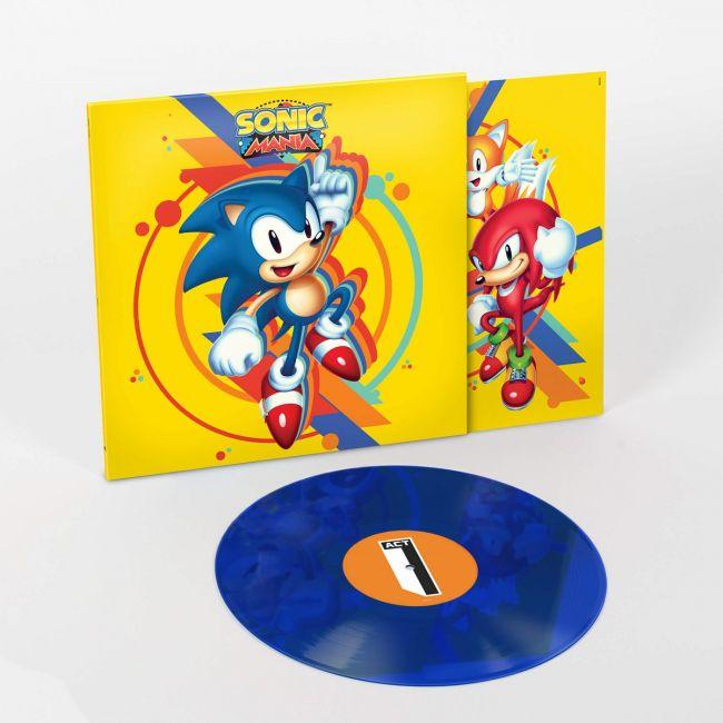 Sonic Mania: annunciata la colonna sonora su vinile