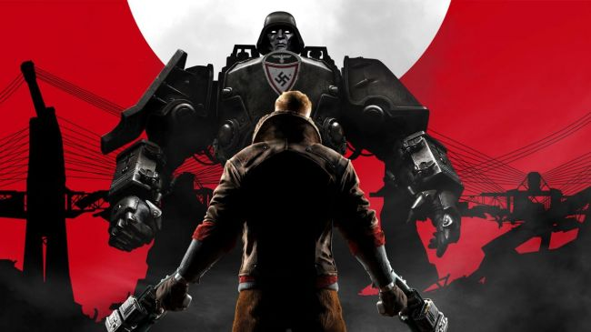 Wolfenstein II: The New Colossus, trailer