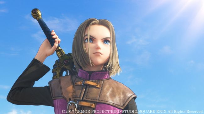 Dragon Quest XI: Echoes of an Elusive Age arriverà anche in occidente