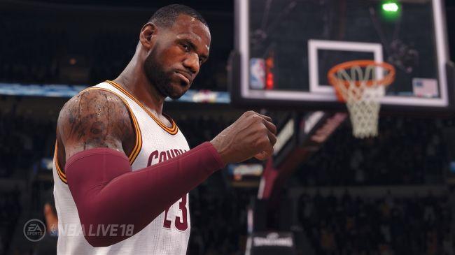 NBA Live 18: svelata la data d'uscita